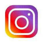 graphic of instagram logo