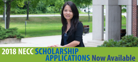 2018 NECC Scholarship Applications are now available