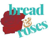 Bread and Roses Lawrence, MA Logo