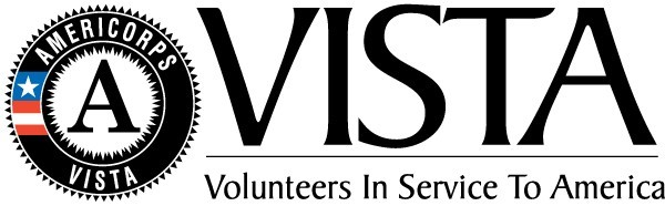 AmeriCorps VISTA: Volunteers in Service to America Logo