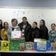 NECC ESL Students Collect Books for Family Shelter