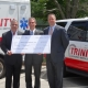 Trinity E.M.S. Donates to NECC's Paramedic Technology Program