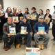 NECC Students Collect Books for Lawrence Elementary School