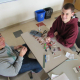 Student-Designed Solar Cars are Printed on the 3D Printer