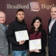 Bradford & Bigelow of Newburyport Celebrates Record Number of Employees Graduating  from  the  Workplace English Program Taught by NECC