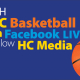 Watch NECC Basketball on Facebook Live