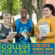 "NECC Plans ""College for a Day"" Event"