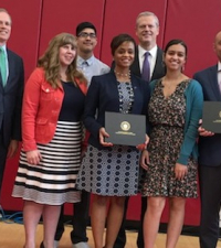 HHS/NECC Early College Program Receives Designation Award from Governor; Program Now Free to Families