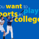 Find Out How to Become a Student Athlete at NECC