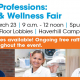 NECC Hosts Health and Wellness Fair