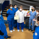NECC Health Students are Administering Vaccines in Lawrence