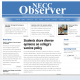 NECC Observer Earns Gold Medal from the Columbia Scholastic Press Association