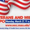 NECC Hosts Expo for Veterans