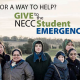 NECC Creates Emergency Fund for Students Impacted by COVID-19 Pandemic