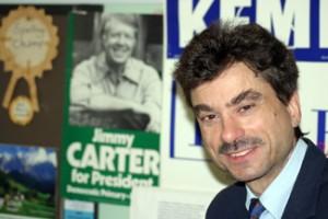 NECC Professor Rich Padova teaches Quest for the Presidency