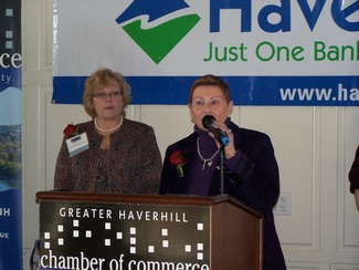 Haverhill Chamber Names NECC Education Business of the Year.