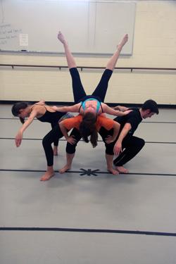 Still Point Dancers