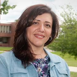 Silvia Serrano, NECC director of community relations in Lawrence