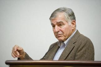 Former Governor Michael Dukakis