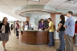 Welcome Center Haverhill Campus