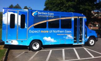 NECC shuttle bus