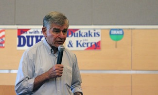 Governor Micheal Dukakis