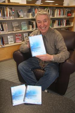 Jim Gustafson, NECC professor, minister, author, and Tweeter