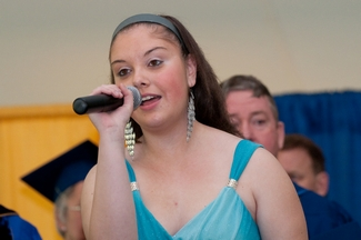 NECC Student Amanda McCarthy is Recognized for Anti-Bullying Song