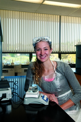 Methuen Woman Finds Her Future at NECC