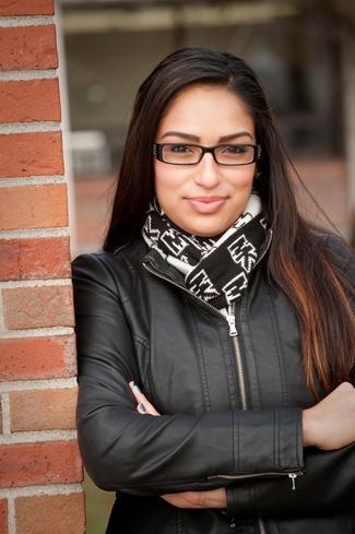NECC Student, Liseth Velez