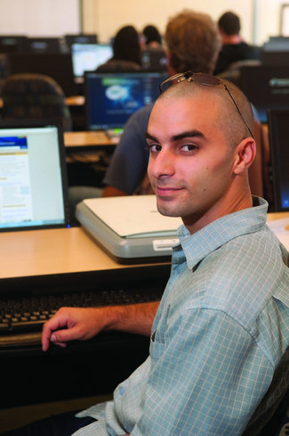Haverhill Man Prepares for New Career in Computer Science