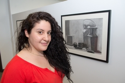 Student Art Show Opens at NECC