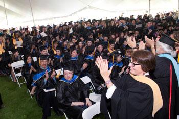 2013 NECC Graduation