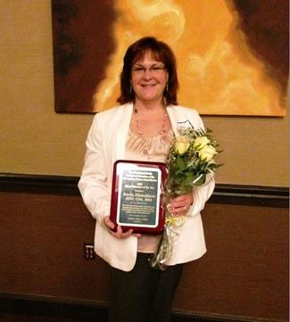 Kerin Hamidiani Receives Teaching Award