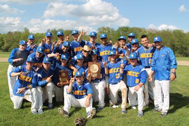 NECC Knights Baseball Team