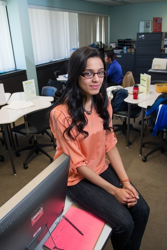Affordable Education Gives Young Immigrant a Great Start