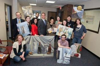 NECC Redesigns its Art Program