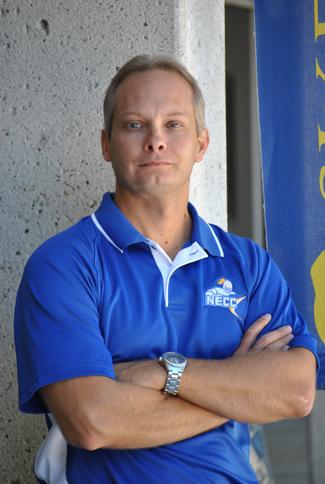 Attorney Brent Bass, NECC Women's Basketball Coach