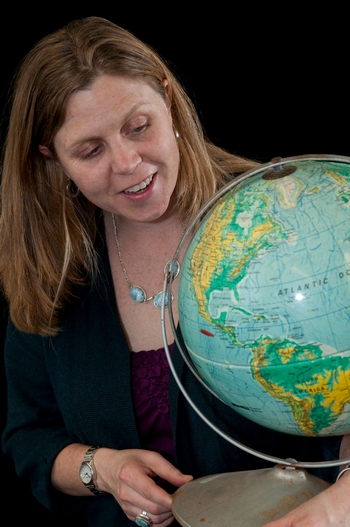 NECC Professor will Share How to Travel Internationally on a Budget