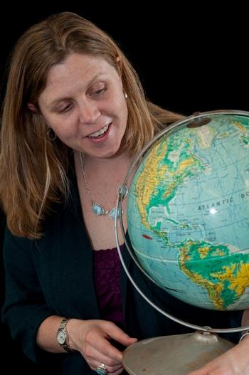 NECC Professor will Share How to Travel Internationally on a Budget