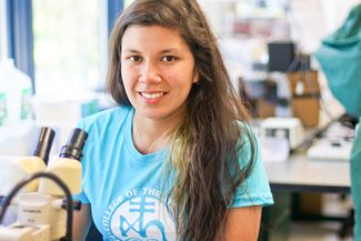 NECC Tutoring Center Helped Alumna Succeed