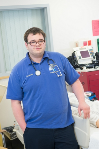 Lending a Helping Hand Leads to Career in Emergency Medicine