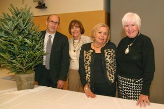 Women of Northern Essex Community College's annual Membership Tea