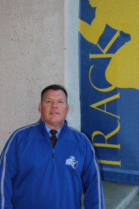 Haverhill native Rick Brown was recently appointed NECC track and field coach.