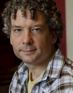 Comics editor Scott Allie