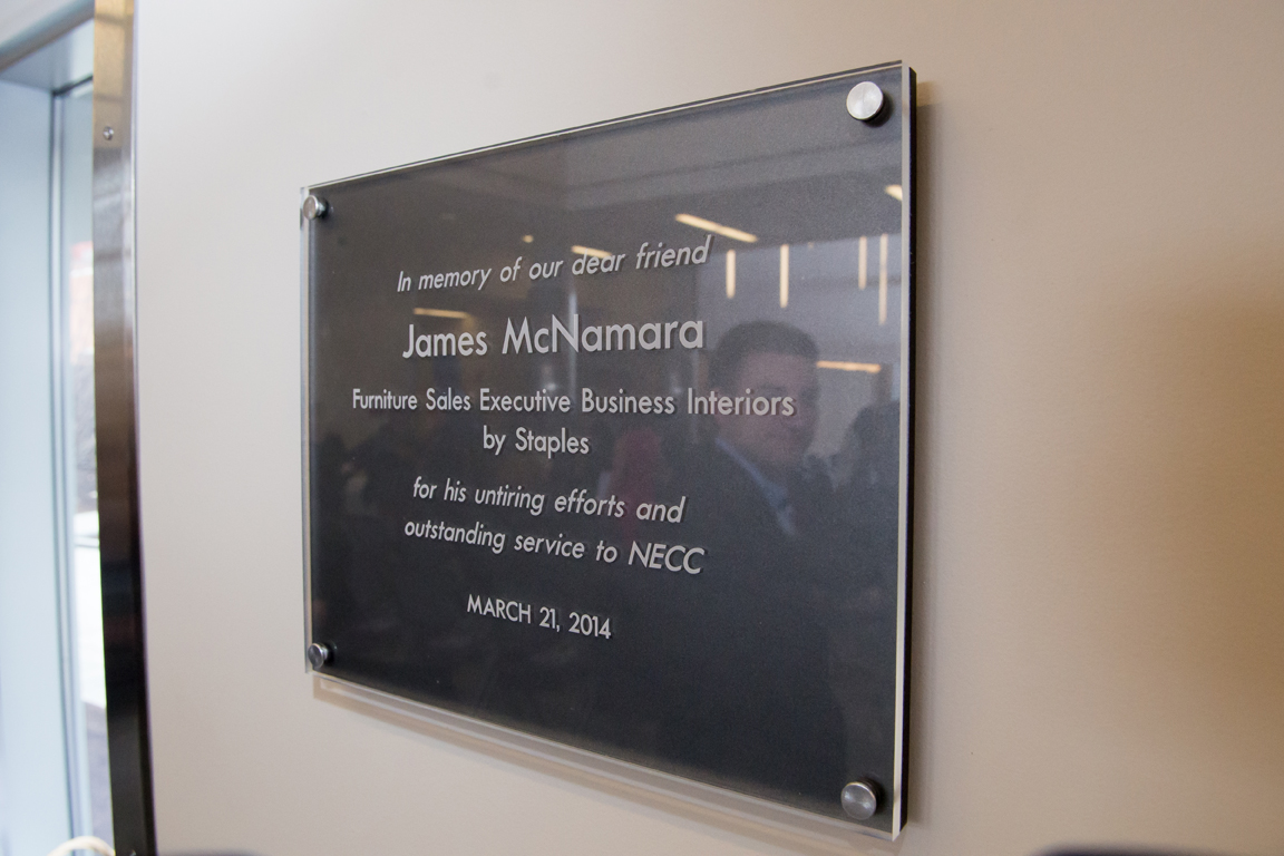 Staples Employee Recognition Plaque
