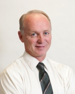 Paul Cavan, coordinator of NECC's Criminal Justice Program