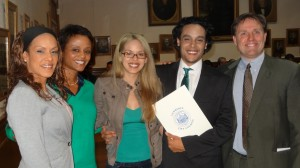 Ismael Alvarez and Lawrence City Council