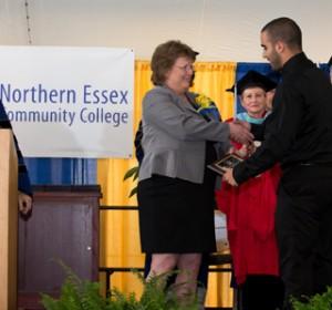 Outstanding Alumni Award Presentation