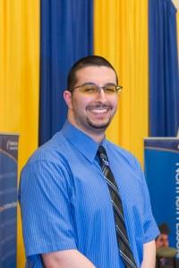 NECC Graduate Steve Issa